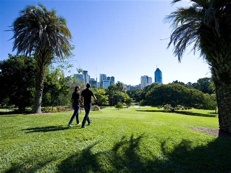City Botanic Gardens Visit Brisbane Brisbane Botanic Gardens