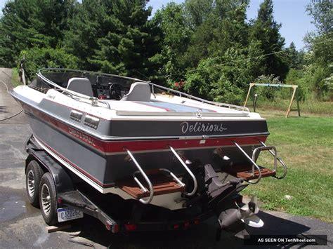 1986 chaparral boats 1986 chaparral villain iii