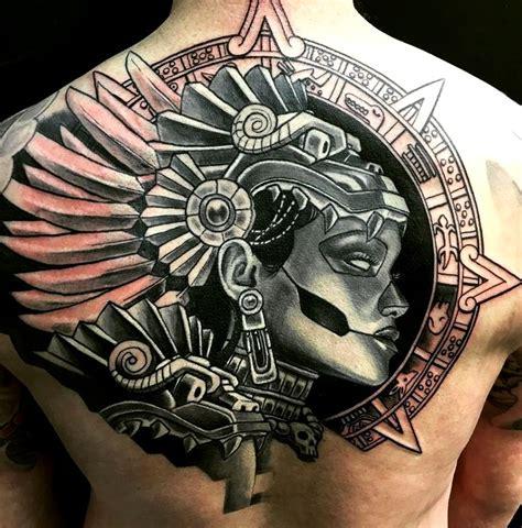 imagenes tatuajes aztecas y mayas las 33 mejores ideas de tatuajes mayas y aztecas hombre y