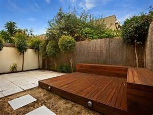 Decking Ideas Small Gardens Outdoor Living Design With Deck From A Real Australian Home Outdoor Living Photo 1168792
