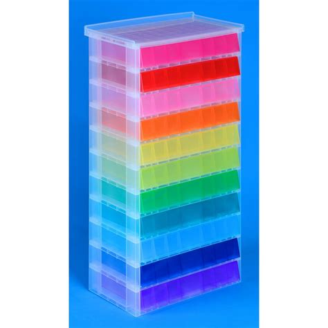 Really Useful Drawer Tower by Really Useful Box 11 Drawer Rainbow Tower Staples 174
