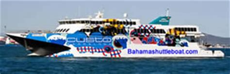 bahamas shuttle boat bimini bahamas cruise from miami or grand bahamas cruise