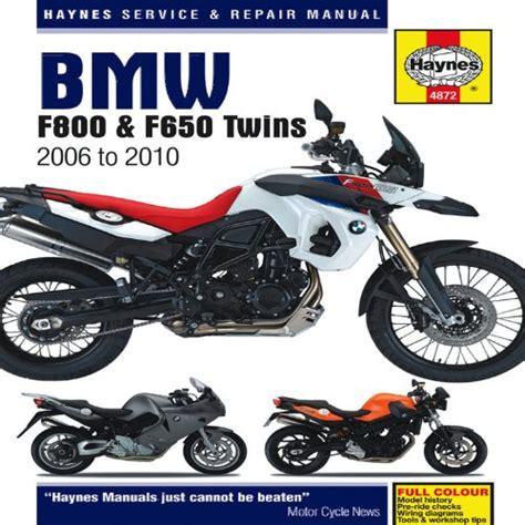 best car repair manuals 2006 bmw 650 regenerative braking bmw f800 f650 twins 2006 to 2010 haynes service