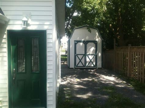 storage sheds from northcountrysheds delivered fully