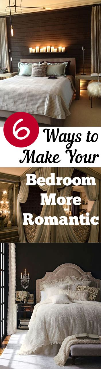 how to make a bedroom more romantic 6 ways to make your bedroom more romantic page 3 of 7