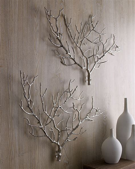 decorative trees for home branch out decorating with branches decorating your