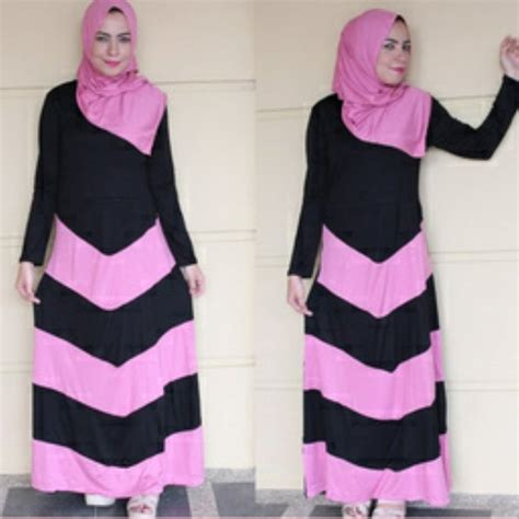 Baju Setelan Dress Gamis Muslim T2389 baju gamis baju muslim setelan muslim
