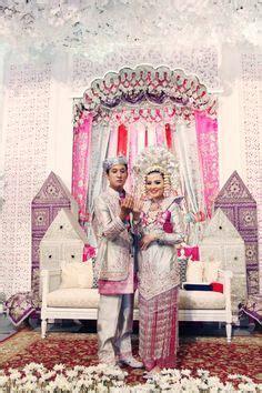 Wedding Minang by Minangkabau Wedding Costume Modern Style Weddings Idea