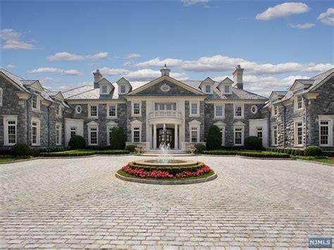 Alpine Stone Mansion Homes Architecture Pinterest | stone mansion alpine nj dream homes pinterest