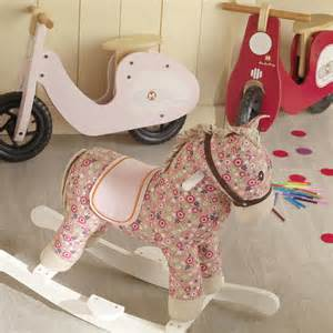 cheval 224 bascule pony maisons du monde
