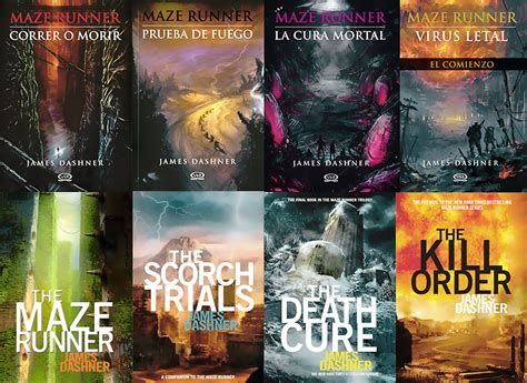 libro the dream of the stuck in words rese 241 a prueba de fuego maze runner 02 james dashner