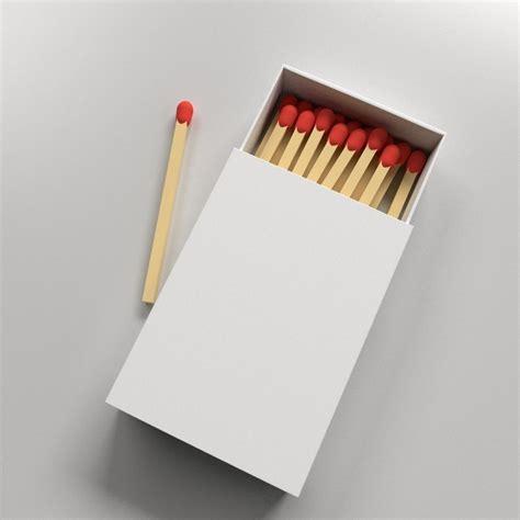 Wedding Box Of Matches Uk by Matchbox 3d Model 3ds Fbx Blend Dae Cgtrader