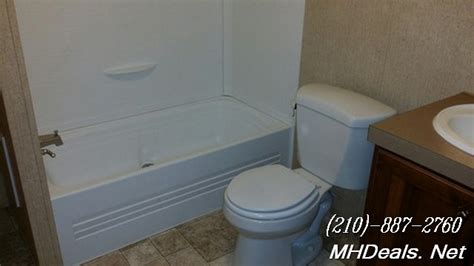double wide bathtub 4 bed 2 bath used double wide home alice texas