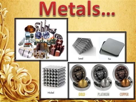 the metallurgy of the common metals gold silver iron copper lead and zinc classic reprint books physical properties of metals and non metals
