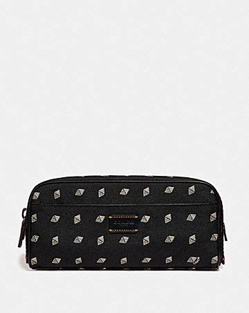 Coach Signature Batik Print Kit by S Accessories New Arrivals Coach