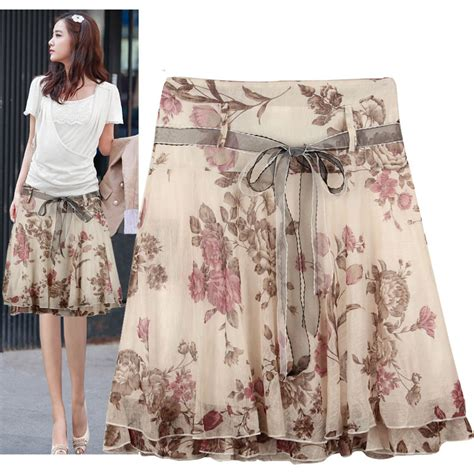 women s skirts womens summer dresses mountain free shipping 2016 elegant new fashion floral summer