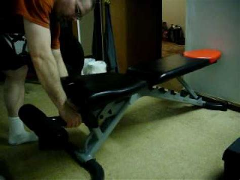 bowflex bench 3 1 bowflex selecttech 5 1 bench youtube