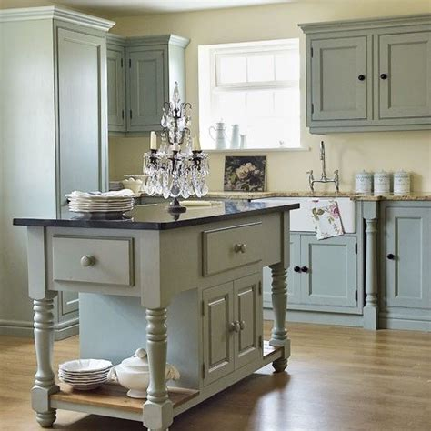 soft grey painted cabinets traditional kitchen freestanding kitchens pinterest grey blue kitchen