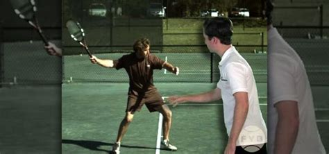 forehand tennis swing how to practice a forehand swing to contact in tennis 171 tennis