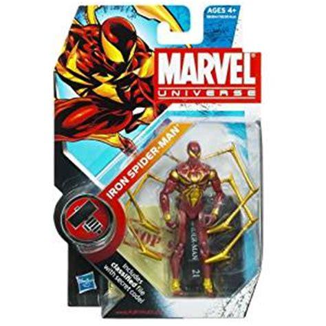 Marvel Iron 3 Series 003 Iron Mini Figure marvel universe 3 3 4 inch series 2