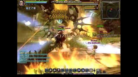 fb dn ina dragon nest ina smasher level 90 solo arc bishop vengeance