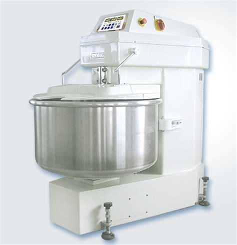 Mixer Sinmag sm 200t spiral mixers sinmag equipment wuxi co ltd