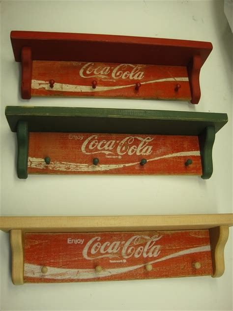 retro creative coca cola home bar wall decor poster metal cocacola original country wall shelf 1970 by subman on