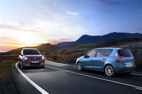 renault europe 2012 renault scenic grand scenic announced for europe