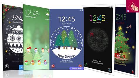 christmas themes samsung top christmas animated themes for samsung galaxy device