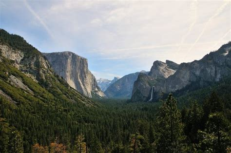 Yosemite Valley Floor Tour by The Most Popular Scenic Spot Picture Of Yosemite Valley