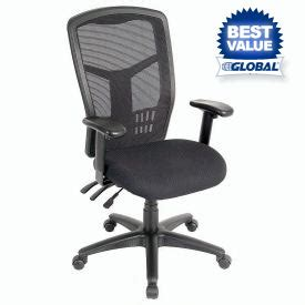 chairs mesh interion 174 mesh back office chairs