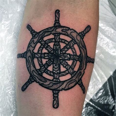 small nautical tattoos 100 nautical tattoos for slick seafaring design ideas