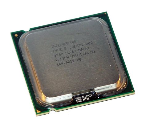 Processor 2 Duo E6400 213 Ghz Proc Core2 Duo Murah Bergaransi intel hh80557ph0462m e6400 2 13ghz 2 duo socket t lga775 processor sl9s9 ebay