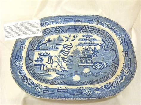 willow pattern history inside our museum the story of the willow pattern