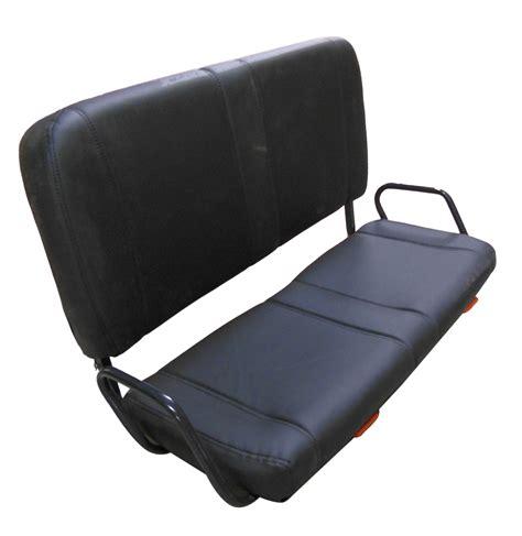 seat cushion frame with seat sliders go kart kart