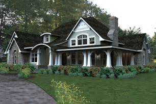 House Plans Craftsman Style Homes Craftsman Style House Plan 3 Beds 3 Baths 2267 Sq Ft