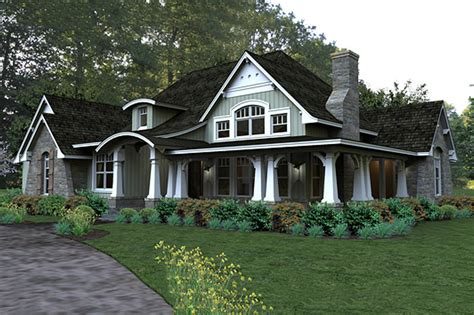 craftsman style house plan 3 beds 3 baths 2267 sq ft