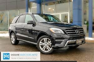 Mercedes Ml350 Bluetec 4matic Pre Owned 2013 Mercedes Ml350 Bluetec 4matic In