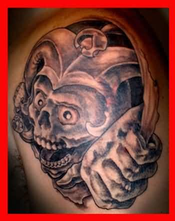 clown face tattoo designs clown ideas and clown designs page 9