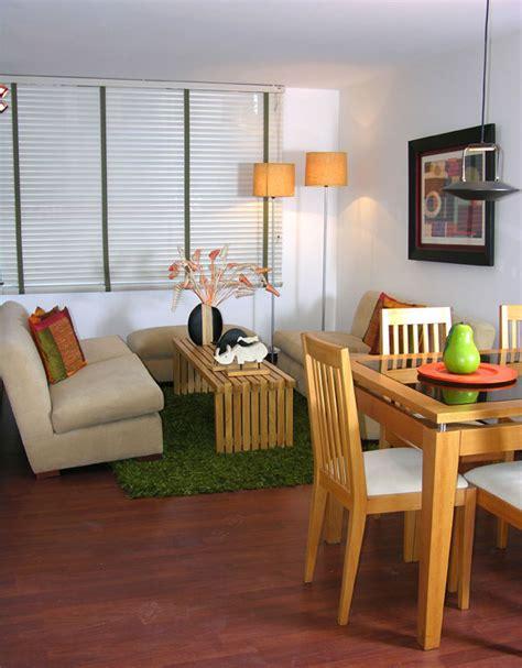 imagenes de como decorar una sala comedor pequena