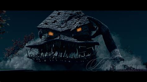 the monster house the monster house monster house 3d blu ray review hi def