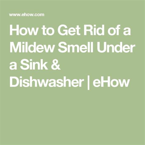 how to get rid of kitchen sink smell best 20 sink dishwasher ideas on
