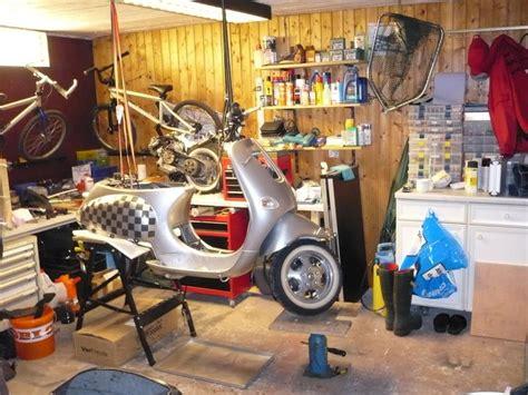 Fips Motorrad Garage by Vespaforum De Das Vespa Forum Gt Gts Lx S Et Px Thema