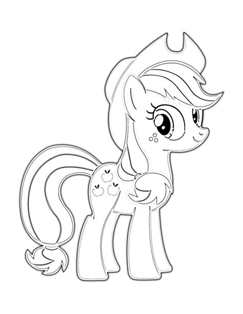 my pony coloring pages pdf 25 beautiful applejack coloring pages in jpeg pdf my