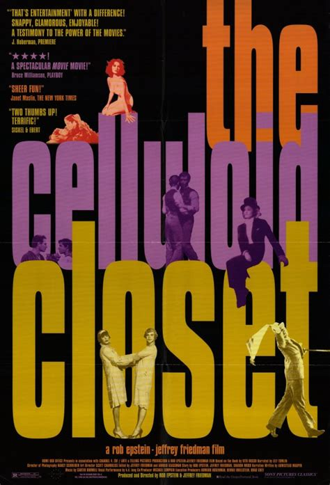 The Celluloid Closet Documentary the celluloid closet posters from poster shop