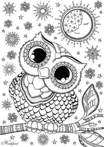 owl mandala coloring pages for adults 25 unique owl coloring pages ideas on free