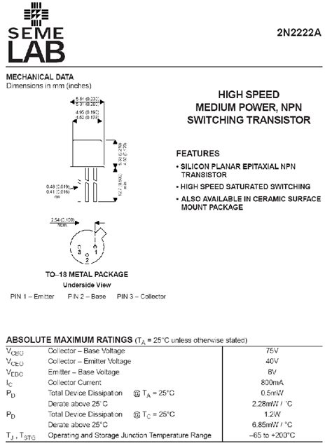 transistor c9013 npn datasheet transistor npn c9013 28 images high speed medium power npn switching transistor