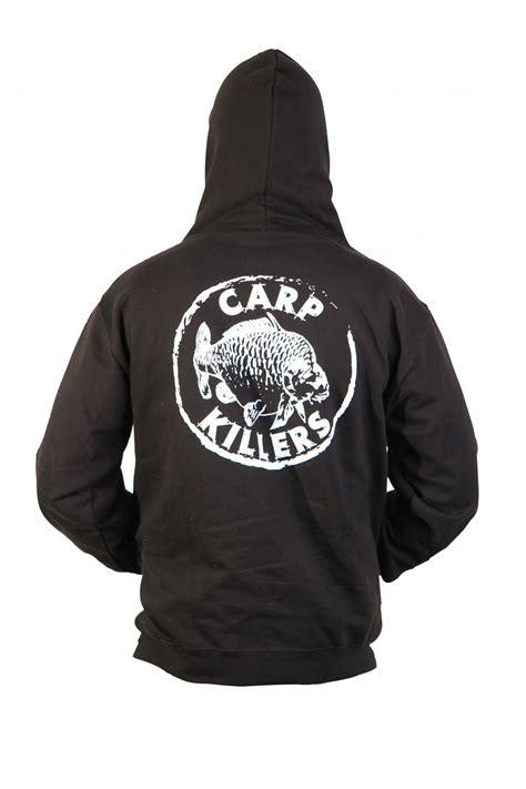 Hoodie Killers carp killers hoodie kapuzenpullover schwarz pullover mit