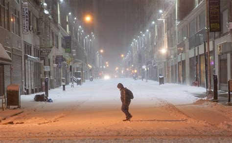 2015 new york blizzard 20 incredible pictures of new york in the snow