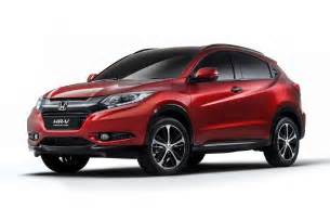 Hr V Honda Europe S New Honda Hr V Set For Debut